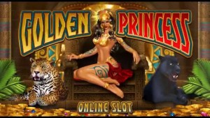 Golden Princess video slot