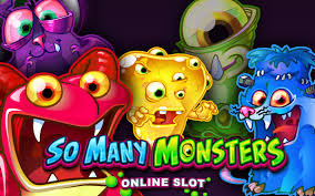 So Many Monsters video slot