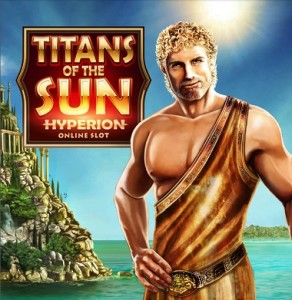 Titans of the sun Hyperion video slot