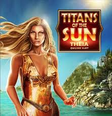 Titans of the Sun Theia video slot