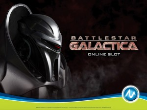 Battlestar Galactica video slot