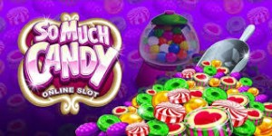 Candy video slot