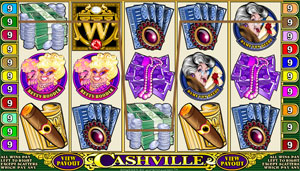 Cashville video slot
