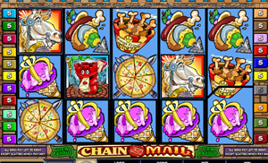 Chain Mail video slot
