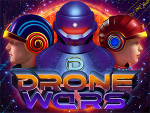 Drone Wars video slot