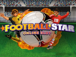 Footbal Star video slot