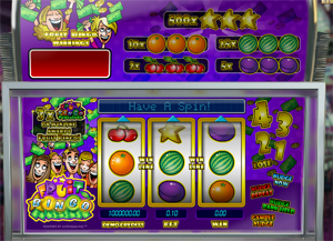Fruit Bingo video slot