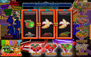 Fruit Smoothies video slot