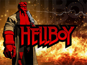 Hellboy video slot