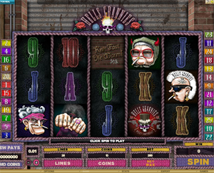 Hells Grannies video slot