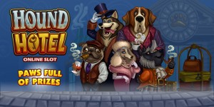 Hound hotel video slot