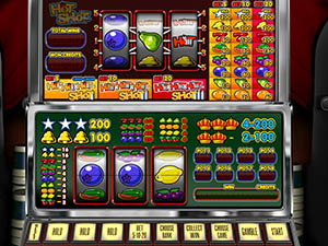 Hotshot 2 video slot