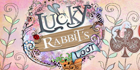 Lucky Rabbits loot video slot