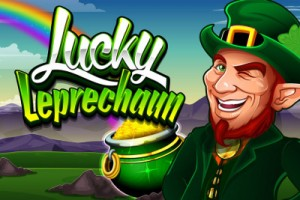 Lucky Leprechaun video slot