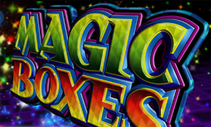 Magic Boxes video slot