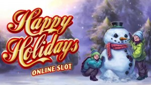 Happy Holidays video slot