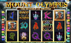 Mount Olympus video slot