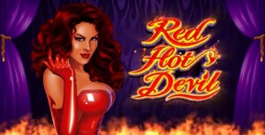 Red hot Devil video slot