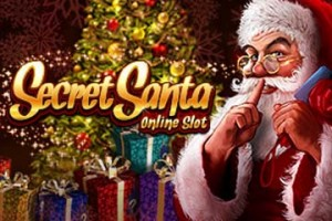 Secret Santa video slot