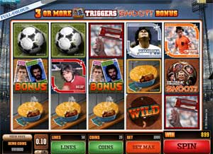 Shoot video slot