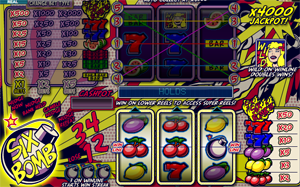 Six Bomb video slot