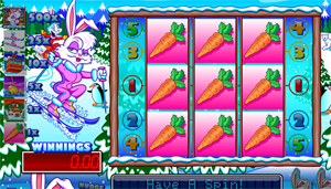 Ski Bunny video slot