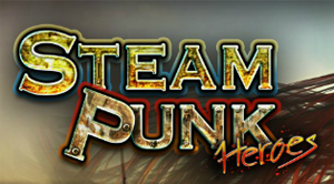 Steam Punk Heroes video slot