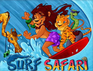 Surf Safari video slot