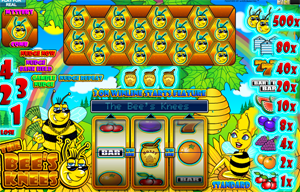 The Bees Knees video slot