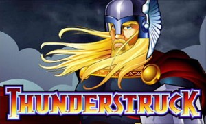 Thor Thunderstruck video slot