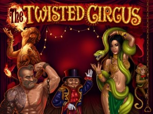 Twisted Circus video slot